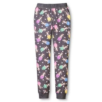 Girls' Printed Trolls Jogger