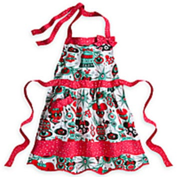 Mickey Mouse Holiday Apron for Adults