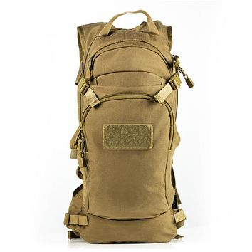 Wear Resistant And Anti-Scratch Tactical Backpack