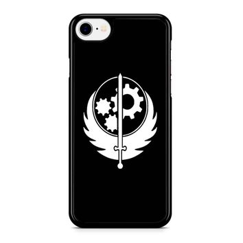 Fallout Brotherhood Of Steel Iphone 8 Case