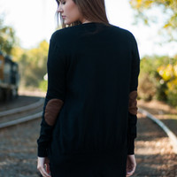 Sweet Talk Cardigan, Black