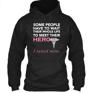 Nurse Hero! Some people Have To Wait Their Whole Life To Meet Their HERO... I raised mine