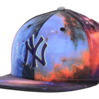 New York Yankees MLB Galaxy Fitted All Over 59FIFTY Cap