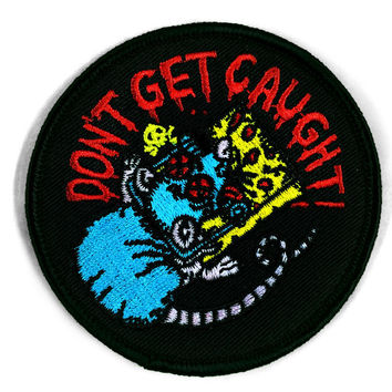 Don't Get Caught! Patch