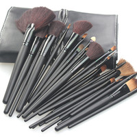 Makeup Brush Sets 32-pcs Black Wool Brush [9647071055]
