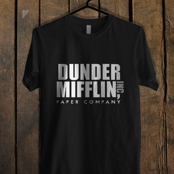 Dunder Mifflin T Shirt Mens T Shirt and Womens T Shirt **