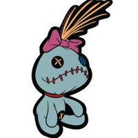 Disney Lilo & Stitch Scrump Sticker