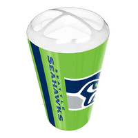 Seattle Seahawks NFL Polymer Toothbrush Holder