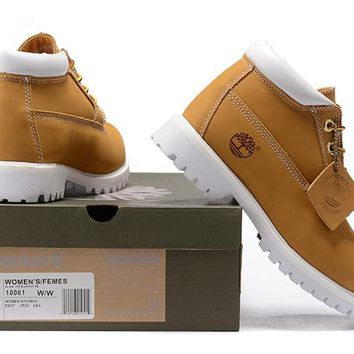 Men's Timberland® 6-Inch Waterproof Moc Toe Boots