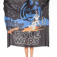 Style War Scarf - Shop the latest Fashion Trends