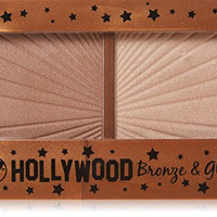 W7 Hollywood Bronze & Glow Duo Bronzer & Highlighter