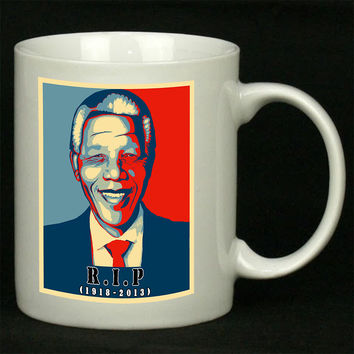 South Africa 46662 Nelson Mandela For Ceramic Mugs Coffee *
