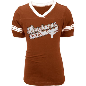 Texas Longhorns - Swoop Logo Game Day Girls Youth T-Shirt