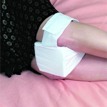 Knee Pillow- Ease Lower Back Pain Relieve Or Arthritic Joints As Ankle Sponge Pads Soft Accessory High life [8833575948]