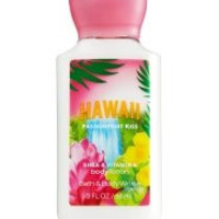 "BATH AND BODY WORKS."".HAWAII PASSIONFRUIT KISS,Body Lotion"