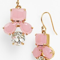 kate spade new york 'secret garden' mixed stone earrings