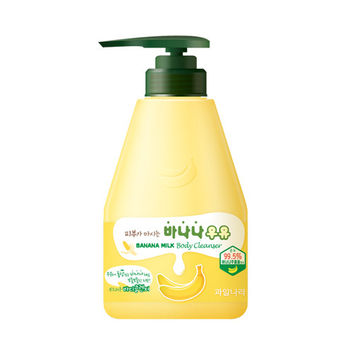 Kwailnara Banana Milk Body Cleanser