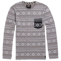 Vans Acadia Long Sleeve Knit Shirt at PacSun.com