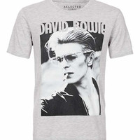 Selected Homme Bowie T-shirt