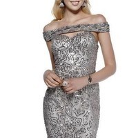 Homecoming Dresses - Shail K. 3412 Formal Gowns