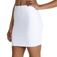 White Magic Mini Skirt