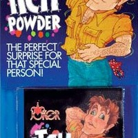 All prank and gag items - Itching Powder is a great prank