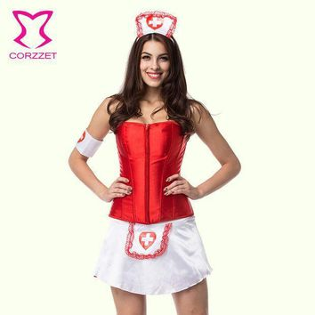 Black/white Grade Enticement Nurse Coverall Sexy Chrismas Dresses Sexy Lingerie Hot Doctors Cosplay Nurse Costumes