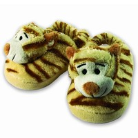 The Babymio Collection Slippers, Millie the Giraffe, 24 Months