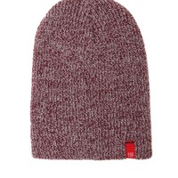 Brixton Jesse Beanie - Mens Hats - Red - One