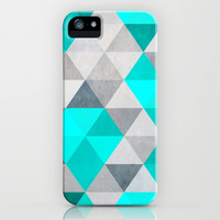 Blue whales iPhone & iPod Case by DesignfromKiD