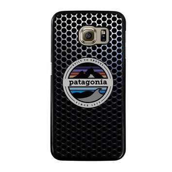 PATAGONIA FISHING BUILT TO ENDURE Samsung Galaxy S6 Case Cover