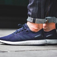 ADIDAS PURE BOOST NAVY LTD MENS RUNNER US SIZE 7 8 9 10 11 NMD CAMO ULTRA S80704