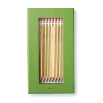 kate spade new york Pencil Set - As Good As Gold