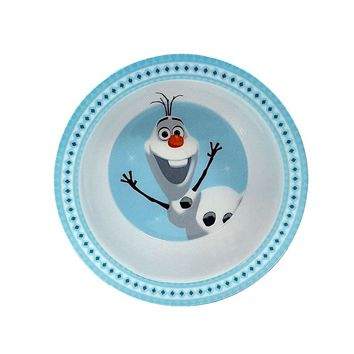 Disney's Frozen Olaf 5.5-in. Melamine Bowl by Jumping Beans (Blue)