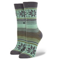 Stance | Snow Bunny Aqua, Blue, Forest Green, Grey socks | Buy at the Official website Main Website.
