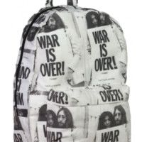 WAR IS OVER BACKPACK - PREORDER