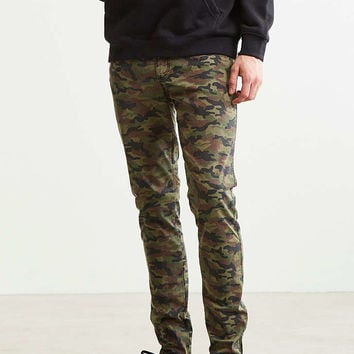 Tripp NYC Washed Camo Skinny Pant - Urban Outfitters