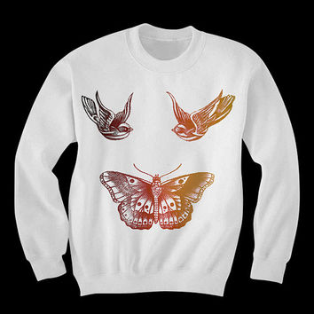 Harry Styles Tattoos Sweatshirt