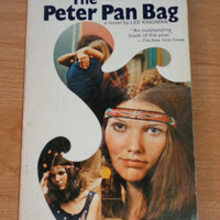 "Vintage Teen Paperback, ""The Peter Pan Bag"" by Lee Kingman, 1975"