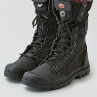 AEO Women's Palladium Tactical Leather Boot