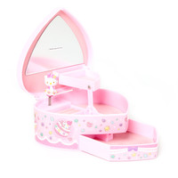 Hello Kitty Musical Jewelry Case: Sweet Princess