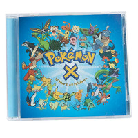 Pokemon X CD
