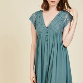 What the Whirl Needs Now Mini Dress | Mod Retro Vintage Dresses | ModCloth.com