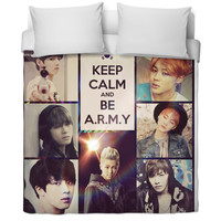 BTS Be A.R.M.Y Duvet Cover