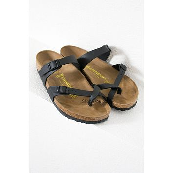 Mayari Birkenstocks | Black