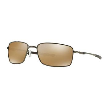 Oakley Square Wire Tungsten Sunglasses