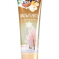 Ultra Shea Body Cream Snowflakes & Cashmere
