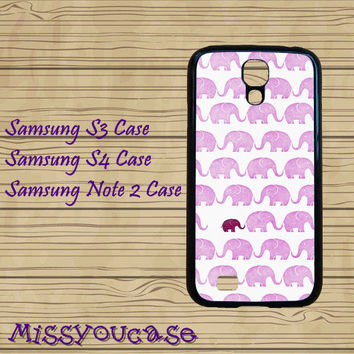 Samsung Galaxy Note 3,Samsung galaxy S3,Samsung galaxy S4,Samsung Galaxy Note 2,cute Samsung S4 Case,elephant,cool S4 case.galaxy s3 case.