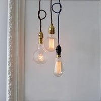 MONOQI | Large Globe Squirrel Cage Bulb