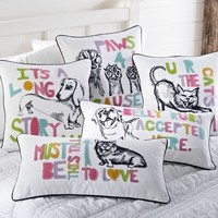 ASPCA Pet Pals Pillow Cover